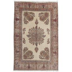Persian Kerman / Kirman Rug in Exquisite Condition 9 ft. 10 in.W x 14 ft. 5 in.L