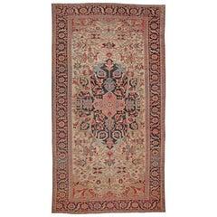 Antique Heriz Serapi Persian Rugs