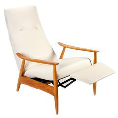 Mid-Century Modern Milo Baughman for Thayer Coggin Reclining Lounge Chair