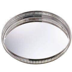 Stunning Round Tray