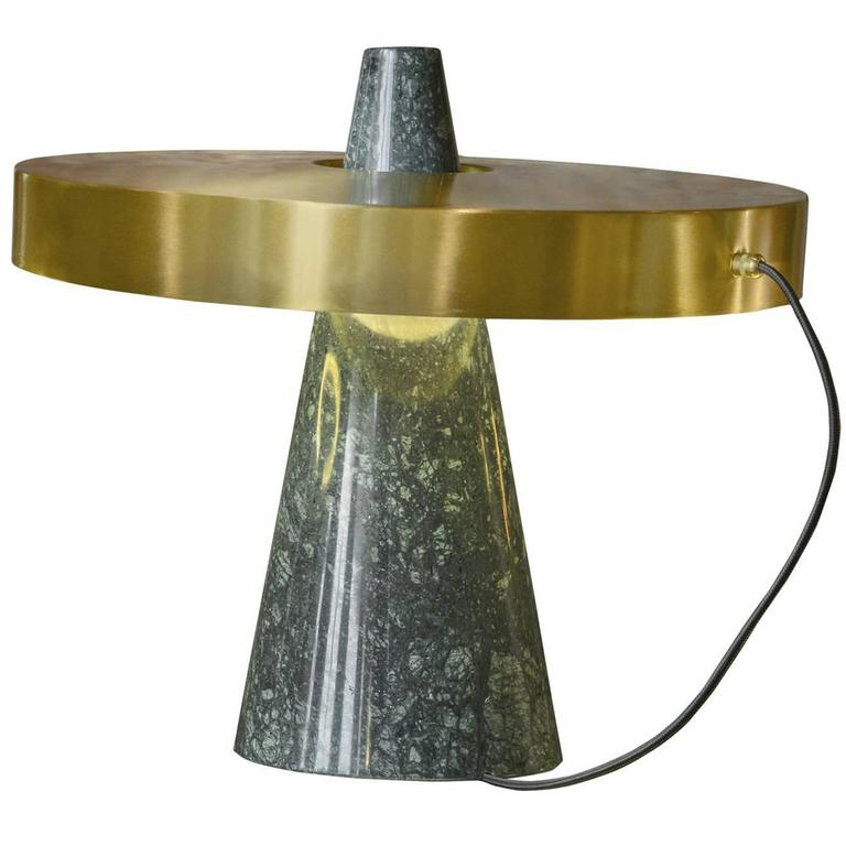39 Brass Table Lamp