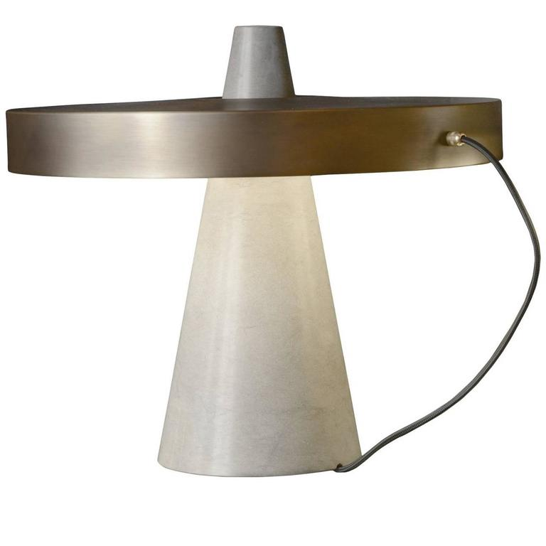 39 Copper Table Lamp