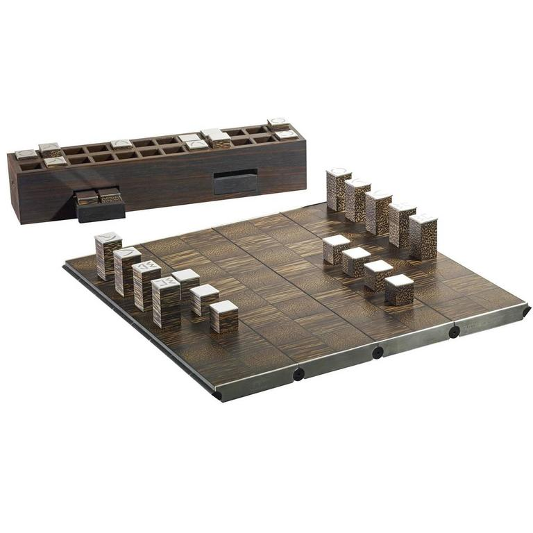 Tabula Aurea Chessboard For Sale