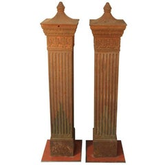 Cast Iron Columns from Illinois