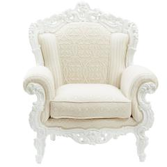 Gorgeous Baroque Armchair