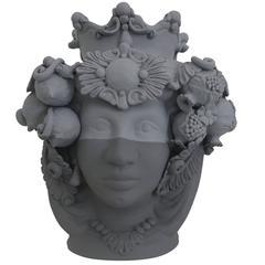 Proserpina Head Vase