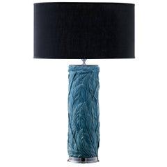 Jungla Turquoise Desk Lamp