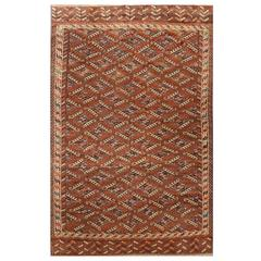 Yomoud Eastern Turquestán Carpet