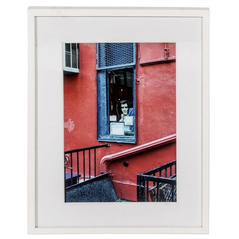"""""""Elvis in Rome"""" Framed Photograph"""