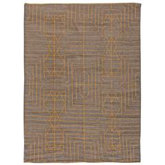 Hive, a Moroccan Rug