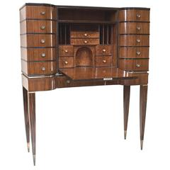 Most Beautiful Desk of Paolo Buffa, circa 1935