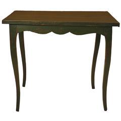 Louis XVI Game Tables
