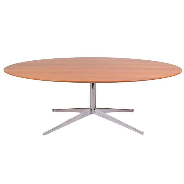 Florence Knoll Dining or Conference Table for Knoll