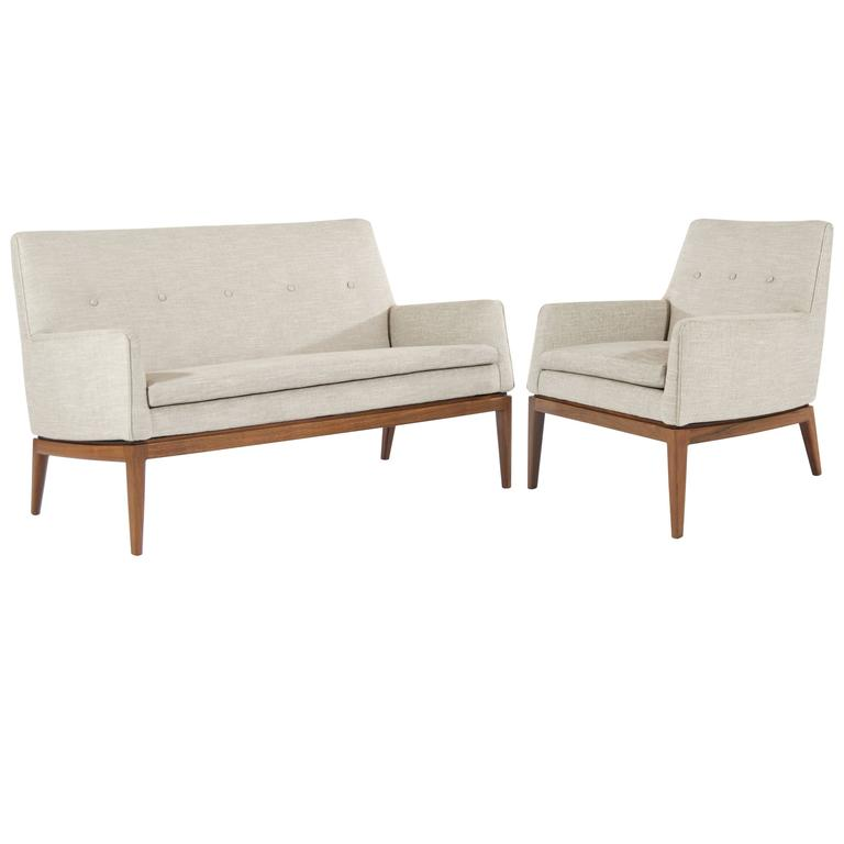 Seating suite by jens risom for sale at 1stdibs for J furniture amory ms