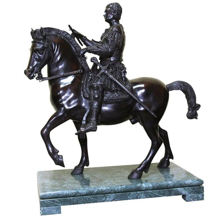 Gattamelata Statue For Sale