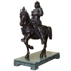 Bartolomeo Colleoni Statue