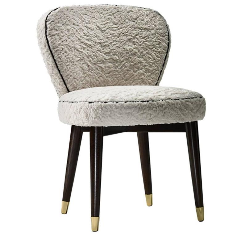 Olivia White Chair For Sale At 1stdibs