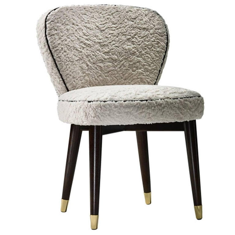 Olivia White Chair For Sale