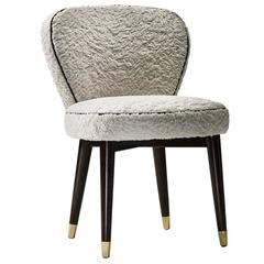 White 'Olivia' Dining Chair
