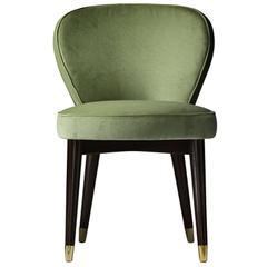 Green 'Olivia' Dining Chair