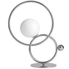 Zoe Chrome Table Lamp
