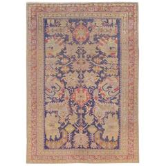 Early 20th Century Hereke Rug from West Anatolia