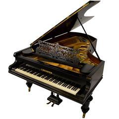 Bechstein Model III Grand Piano, Ebonised Finish