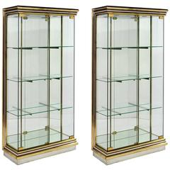 Romeo Rega, Display Cases Produced in the 1970s, Italy