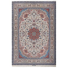 Fine Vintage Isfahan Persian Rug