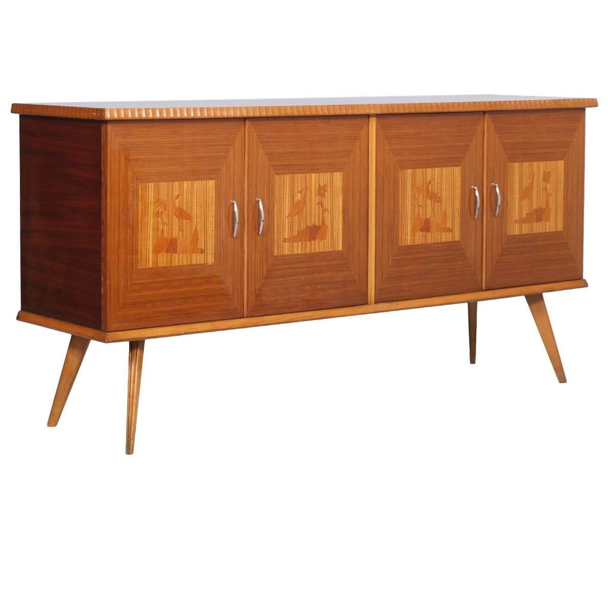 Sideboard Mid Century mid century modern waring and gillow sideboard buffet credenza for