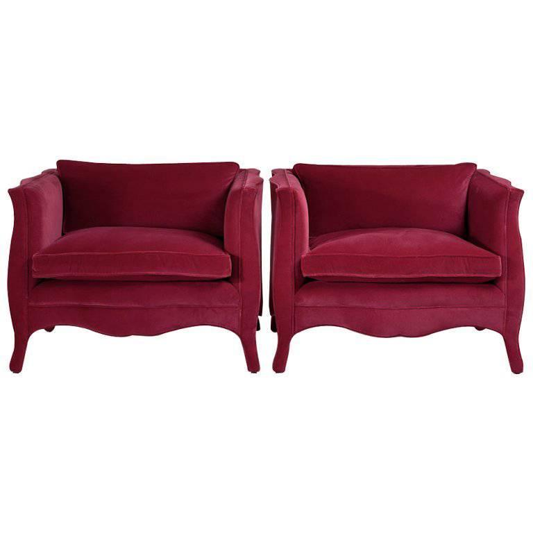 Standard Pair of French Style Armchairs by Talisman Bespoke