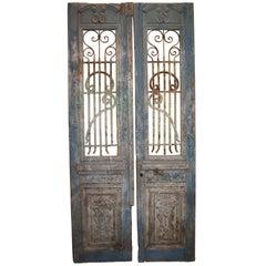 Egyptian Doors, circa 1920