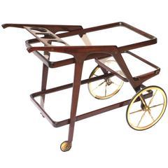 Cesare Lacca Serving Cart, 1950