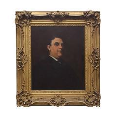 Benjamin Eggleston Oil on Canvas