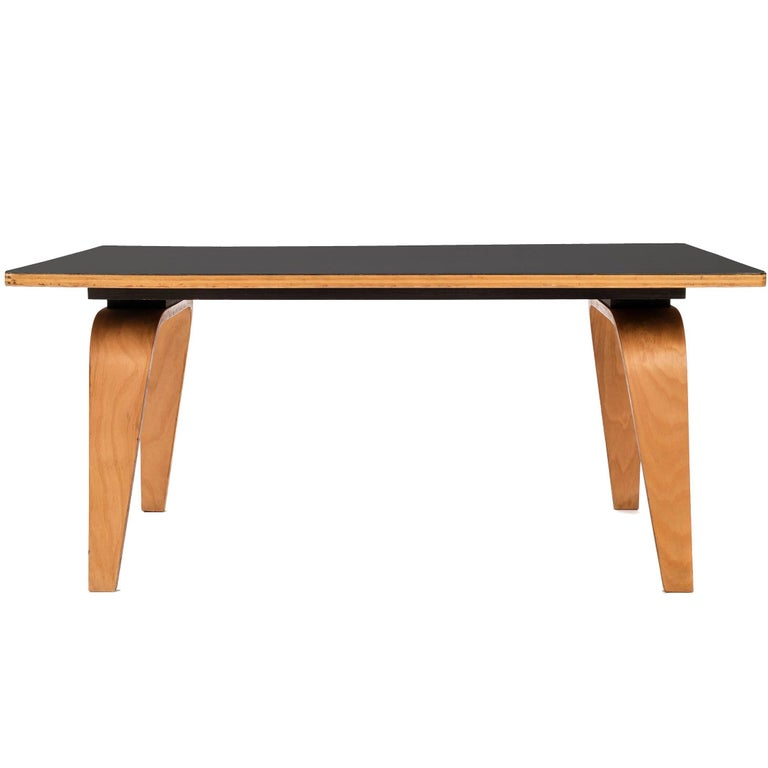 Charles And Ray Eames Coffee Table For Sale At 1stdibs