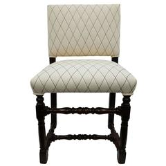 19th Century Jacobian Style Dining Chair, Set
