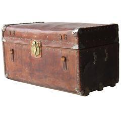 Cargo trunk, Haiti, 1900