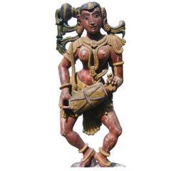 18th Century Hindu Deity Statue