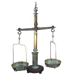 19th Century Antique Scale