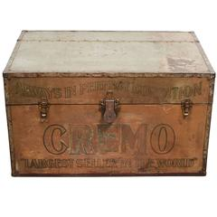 Cremo Metal Cigar Trunk or Humidor