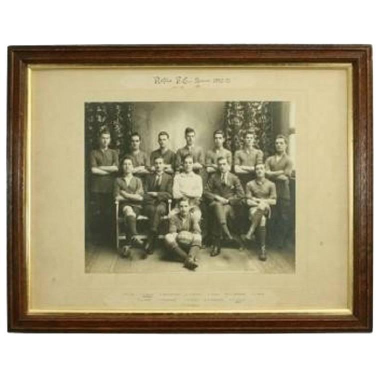 Vintage Football Team 17