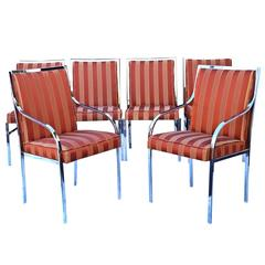 16 French Modern Acrylic Dining Chairs For Sale At 1stdibs