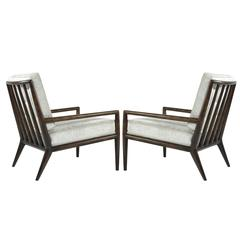 T.H. Robsjohn-Gibbings for Widdicomb Lounge Chairs