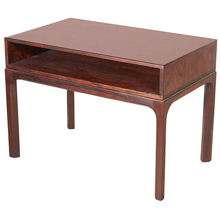 Rosewood Night Stand by Kai Kristiansen 1