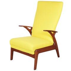 Aage Christiansen Recliner Armchair