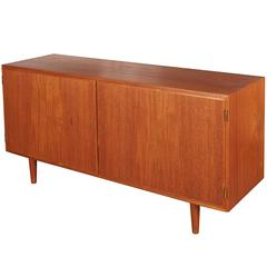 Teak Sideboard by Kai Winding