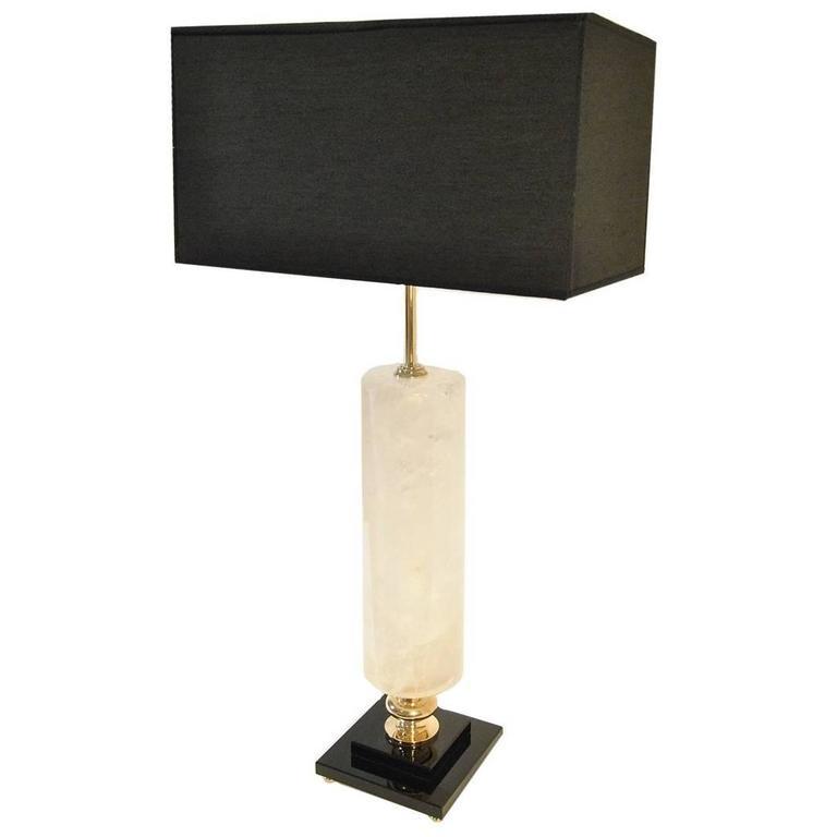 Quartz Table Lamp