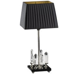 Hyaline Quartz Table Lamp