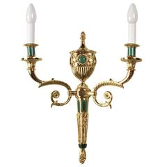Exquisite 'Patmo' Sconce with a Sophisticated Allure