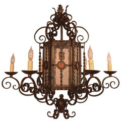 Spanish Style Wrought Iron